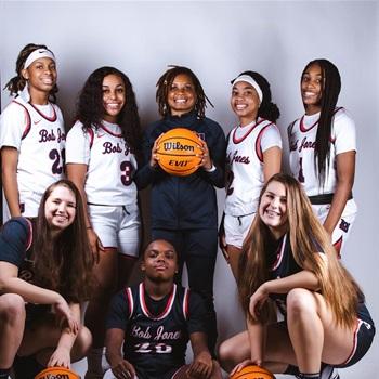 Bob Jones High School - Girls Varsity Basketball