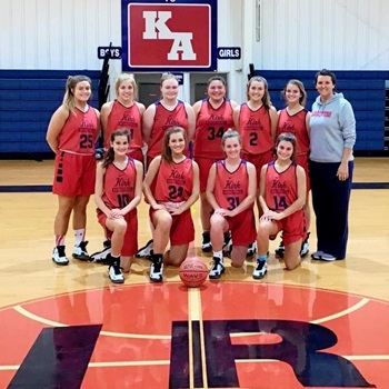 Kirk Academy High School - Varsity Girls Basketball