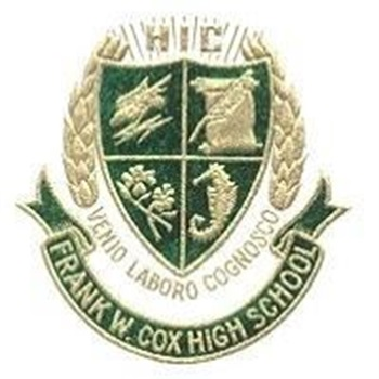 Cox High School - Boys Varsity Football