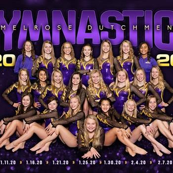 Melrose High School - Girls Varsity Gymnastics