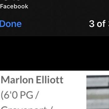 Marlon Elliott Jr