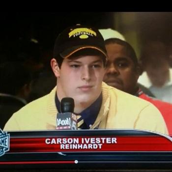 Carson Ivester