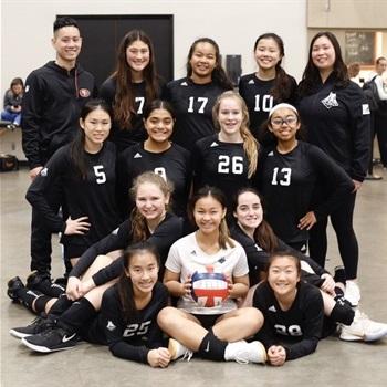 SF Elite Volleyball Club - 14- Tony