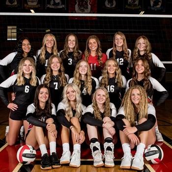 Hurricane High School - Girls' Varsity Volleyball