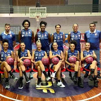 Vera Cruz Campinas - Vera Cruz Campinas Women's Basketball