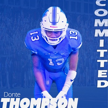 Donte Thompson