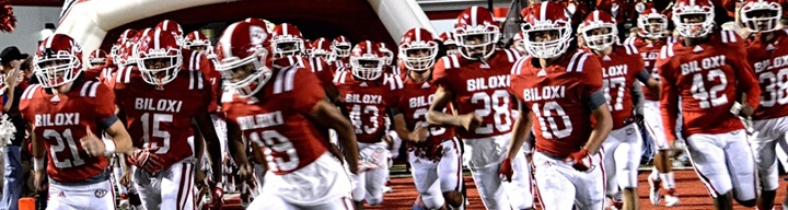 Indians Biloxi High School Biloxi Mississippi Football Hudl