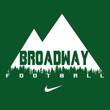Broadway High School - Boys Varsity Football