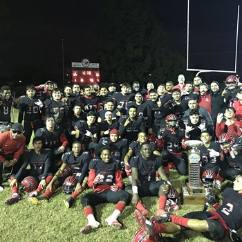 South Gate High School - Boys Varsity Football