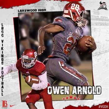 Owen Arnold