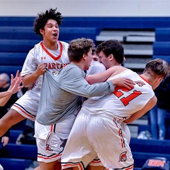 East Syracuse-Minoa High School - ESM Boys Basketball