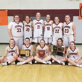 Kenmare High School - Womens Varsity Basketball