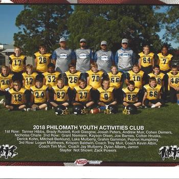 Philomath High School - 5th & 6th Grade Football