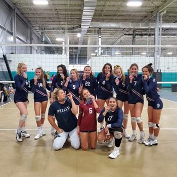 Tribe Elite Volleyball - 18 Elite Cheye-Anne