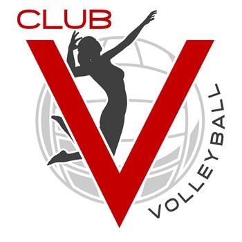 Club V Volleyball - 17 Ren Silver