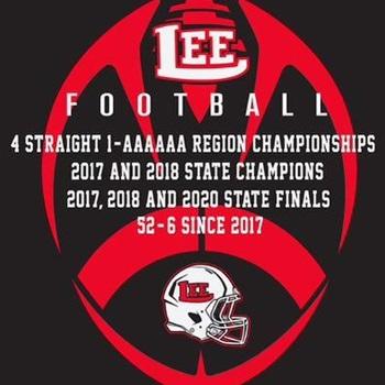 Lee County High School - Boys Varsity Football