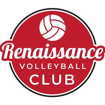 Renaissance Volleyball Club - Renaissance 14 Black