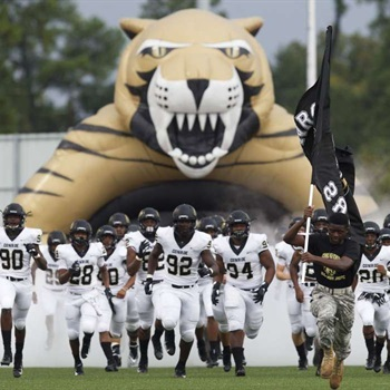 Conroe High School - Conroe Varsity Football
