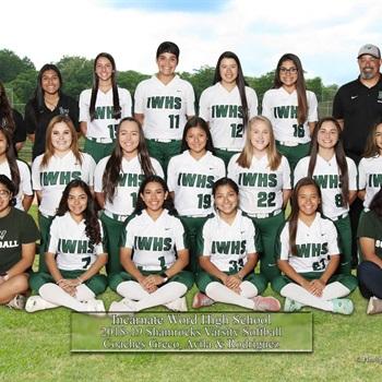 Incarnate Word High School - Softball
