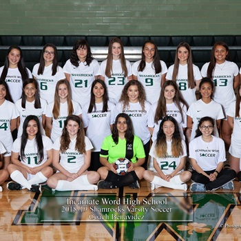 Incarnate Word High School - Soccer