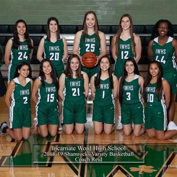 Incarnate Word High School - Varsity Basketball