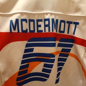 T McDermott #61