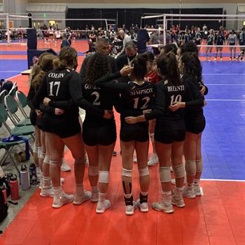 Albuquerque Rebels Volleyball Club - ARVC 18N1 Adidas