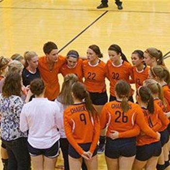 North Montgomery High School - Girls Varsity Volleyball