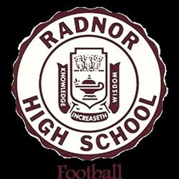Radnor High School - Football Team