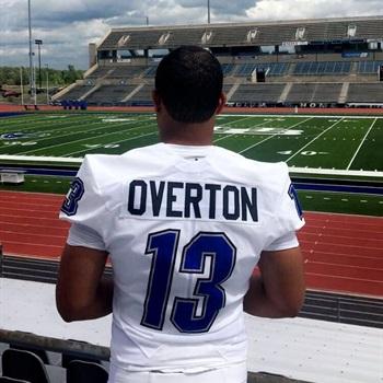 """Jordan """"Tito"""" Overton"""