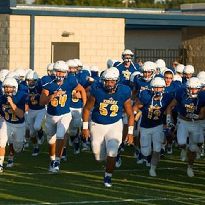Boys Varsity Football - Pryor High School - Pryor, Oklahoma
