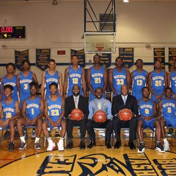 Booker T. Washington High School - Boys Varsity Basketball