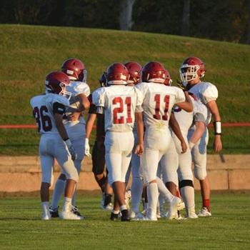 Waurika High School - Boys Varsity Football