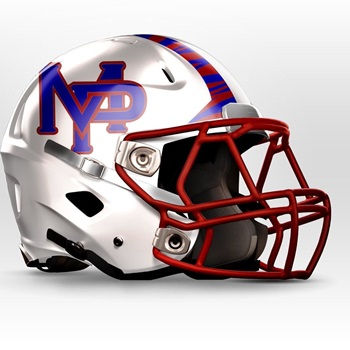 Mt. Pleasant High School - Boys Varsity Football