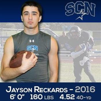 Jayson Reckards