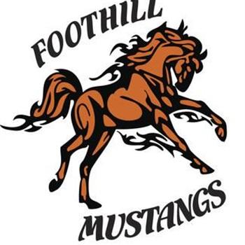 Foothill High School - Mustangs JV Football