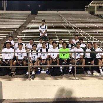 Naaman Forest High School - Boys' JV Soccer