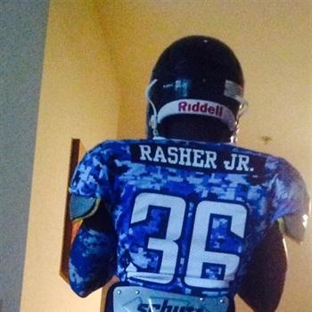 Derrick Rasher Jr