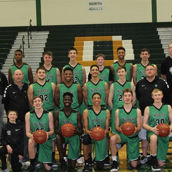 Oshkosh North High School - Varsity Boys' Basketball