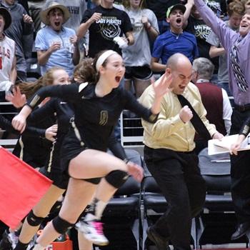 Crawford High School - Girls' Varsity Volleyball