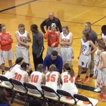 Gross Catholic High School - Girls Varsity Basketball
