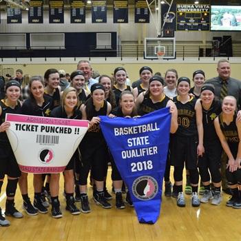 Bishop Garrigan High School - Girls Varsity Basketball