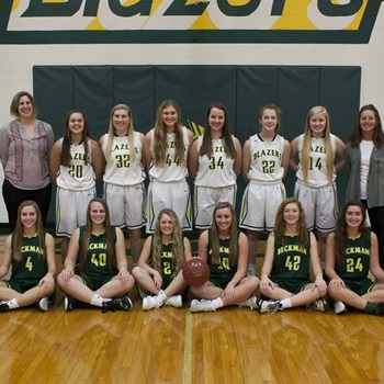 Beckman High School - Girls Basketball