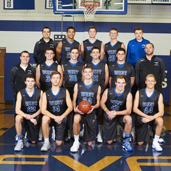 Oshkosh West High School - Men's Varsity Basketball