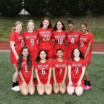 North Point High School - Girls' Varsity Lacrosse
