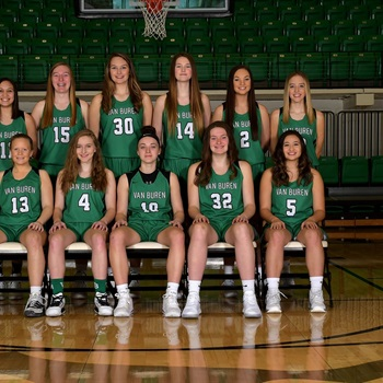 Van Buren High School - Girls Varsity Basketball