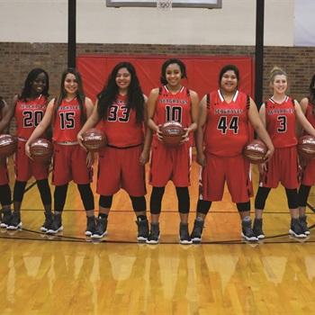 Seagraves High School - Girls Varsity Basketball