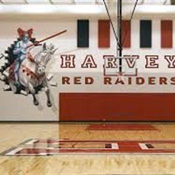 Harvey High School - Lady Raider Basketball