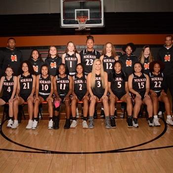 Norman High School - Girls Varsity Basketball