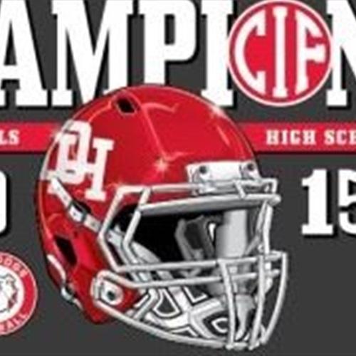 Oak Hills High School - Boys Varsity Football